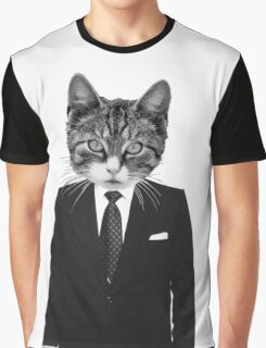 Meow - ONE:Print Graphic T-Shirt