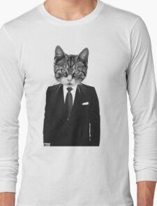 Meow - ONE:Print Long Sleeve T-Shirt