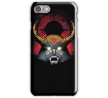 Unicron - Chaos Incarnate iPhone Case/Skin