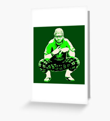 Vape Nation Swag - ONE:Print Greeting Card