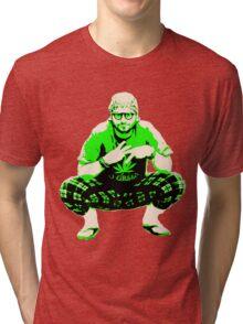 Vape Nation Swag - ONE:Print Tri-blend T-Shirt