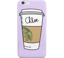 CUSTOMIZED HIPSTER :: CHLOE iPhone Case/Skin