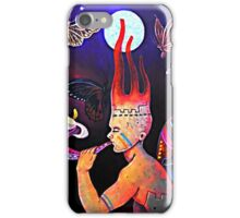 """""""The night of the Butterflies"""" iPhone Case/Skin"""