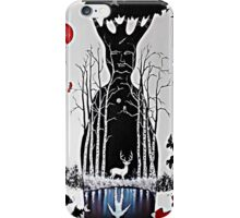 """""""The Invisible Man"""" iPhone Case/Skin"""
