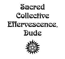 sacred collective Photographic Print
