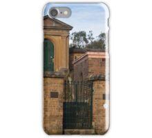 portico iPhone Case/Skin