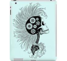 Eco Skull iPad Case/Skin