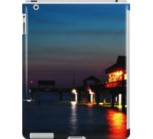 Pier 60 In After Glow iPad Case/Skin
