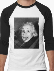 Einstein - ONE:Print Men's Baseball ¾ T-Shirt