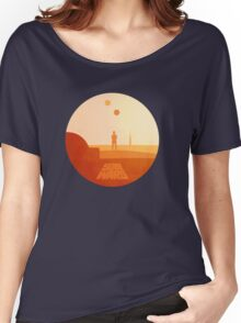 Star Wars - Hope Women's Relaxed Fit T-Shirt