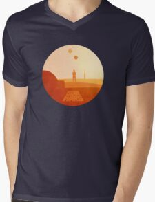 Star Wars - Hope Mens V-Neck T-Shirt