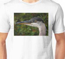 Great Blue Heron Unisex T-Shirt