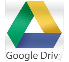 Google Drive Poster