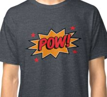 Comicbook Exclamation POW! Classic T-Shirt
