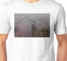 Big necked buck - White-tailed Deer Unisex T-Shirt