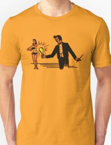 Magic Lightbulb Unisex T-Shirt