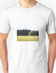 The lonely tree Unisex T-Shirt