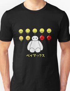 Baymax Facemood Unisex T-Shirt