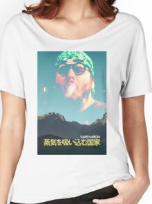 Vape Nation Movie Poster Women's Relaxed Fit T-Shirt