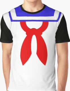 Mr Stay Puft Graphic T-Shirt
