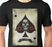 The Ace of Spades Unisex T-Shirt