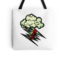 Color Storm Tote Bag