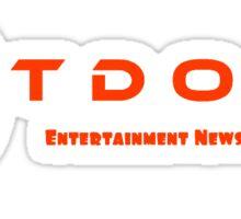 TDoug Merchandise Sticker