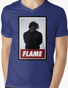 Travis scott [4K] Mens V-Neck T-Shirt