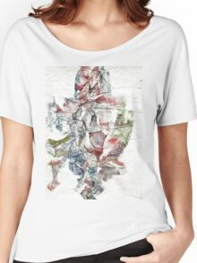 Topography Women's Relaxed Fit T-Shirt