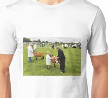 Agricultural Show sheep competition Unisex T-Shirt