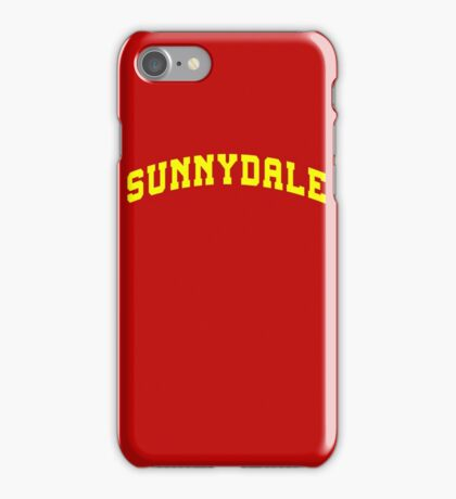 SUNNYDALE - Buffy Movie iPhone Case/Skin