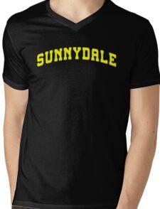 SUNNYDALE - Buffy Movie Mens V-Neck T-Shirt