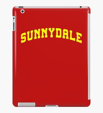 SUNNYDALE - Buffy Movie iPad Case/Skin