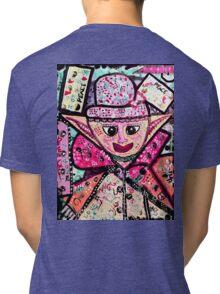 Traveling Nanny Tri-blend T-Shirt