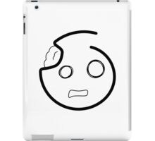 smiley - zombie iPad Case/Skin