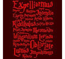 Expelliarmus Spell Quote Photographic Print