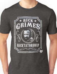 Rick Grimes Ricktatorship Unisex T-Shirt
