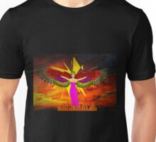 The Winged Goddess Unisex T-Shirt