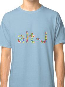 Alt J Paint Splatter Classic T-Shirt