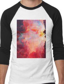 Abstract 61 Men's Baseball ¾ T-Shirt