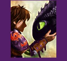 How to Train Your Dragon - Hiccup and Toothless Classic T-Shirt
