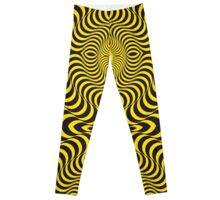Love Shine in Black and Yellow! Leggings