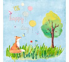 Oh happy day Photographic Print