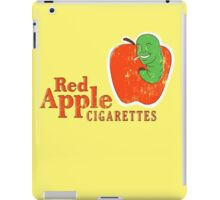 Red Apples Cigarettes iPad Case/Skin