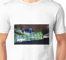 The Crumpled Building Barcelona Unisex T-Shirt