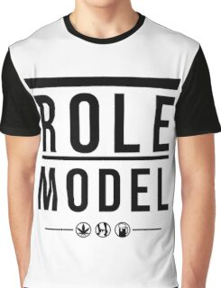 Role Model Graphic T-Shirt