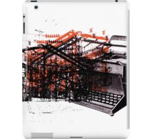 Pyramids Don't Build Themselves iPad Case/Skin
