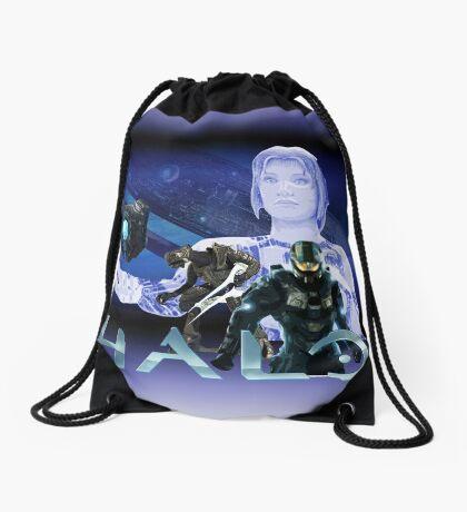 Halo Legendary Drawstring Bag