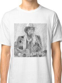 PORTRAIT OF BOB DYLAN Classic T-Shirt