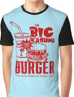 The Big Kahuna Burger Graphic T-Shirt